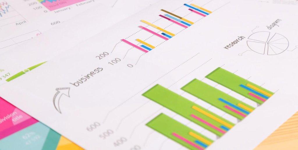 棒グラフと円グラフの資料