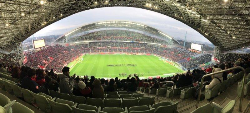 埼玉スタジアム2020の浦和レッズ最終戦